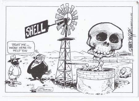 Shell trust us landscape