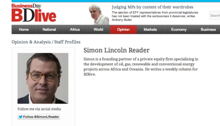 Simon Lincoln Reader